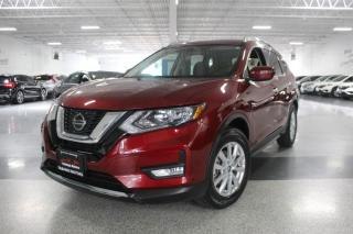 Used 2018 Nissan Rogue SV NO ACCIDENTS I REAR CAM I HEATED SEATS I REMOTE STARTER for sale in Mississauga, ON