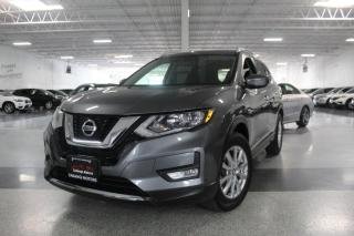Used 2017 Nissan Rogue SV I NO ACCIDENTS I REAR CAM I HEATED SEATS I KEYLESS ENTRY for sale in Mississauga, ON