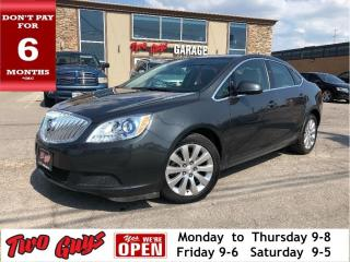 Used 2016 Buick Verano Convenience   Great Kms   Htd Seats   B/Up Cam   B for sale in St Catharines, ON