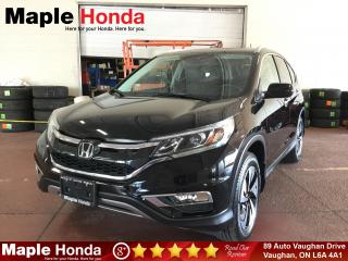 Used 2016 Honda CR-V Touring| Loaded| Leather| Navi| for sale in Vaughan, ON