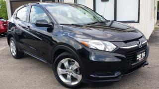 Used 2016 Honda HR-V LX 2WD - BACK-UP CAM! HTD SEATS! ACCIDENT FREE! for sale in Kitchener, ON