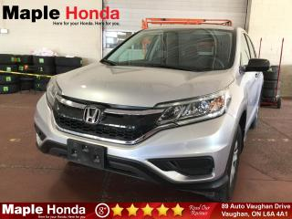 Used 2016 Honda CR-V LX Backup Cam| All-Wheel Drive| for sale in Vaughan, ON