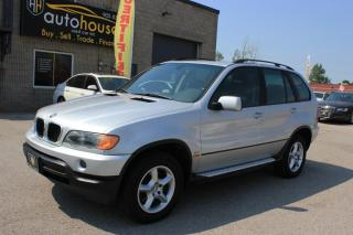 Used 2003 BMW X5 X5 4dr AWD 3.0i for sale in Newmarket, ON