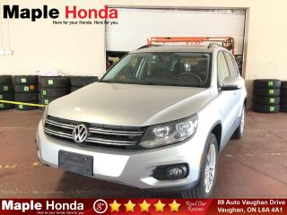 Used 2013 Volkswagen Tiguan 2.0 TSI Highline| Leather| Navi| All-Wheel Drive| for sale in Vaughan, ON