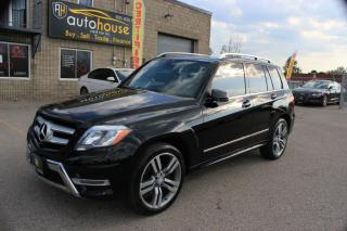 Used 2014 Mercedes-Benz GLK-Class AMG PKG,NAVI,4MATIC,PANAROOF,360' CAMERA,PUSH START for sale in Newmarket, ON