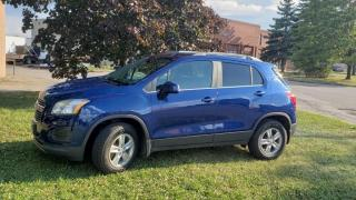 Used 2015 Chevrolet Trax AWD 4dr LT w/1LT for sale in Brampton, ON