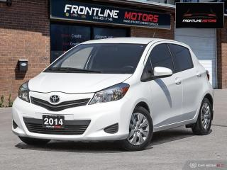 Used 2014 Toyota Yaris HB for sale in Scarborough, ON