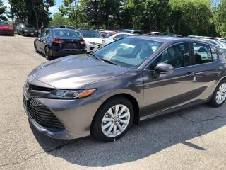 New 2020 Toyota Camry HYBRID HYBRID LE 4CY 2W Camry Hybrid LE for sale in Mississauga, ON