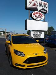 Used 2014 Ford Focus ST ST for sale in Windsor, ON
