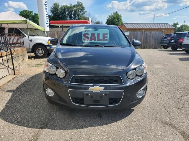 2016 Chevrolet Sonic LT fully loaded with Navigation, Moonroof, Bluetooth