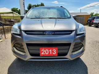 Used 2013 Ford Escape SEL fully equipped AWD, trailer tow. for sale in Brantford, ON