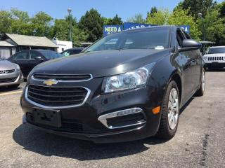 Used 2016 Chevrolet Cruze Limited LT 1LT for sale in Oshwa, ON