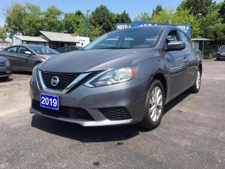 Used 2019 Nissan Sentra 1.8 SV for sale in Oshwa, ON