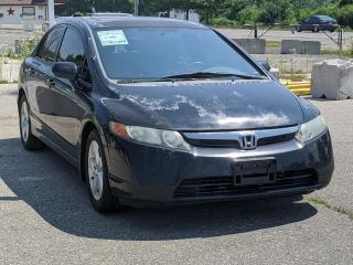 Used 2008 Honda Civic EX-L Sedan SOLD AS IS- NOT INSPECTED for sale in Guelph, ON