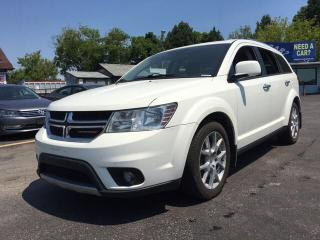 Used 2012 Dodge Journey R/T for sale in Oshwa, ON