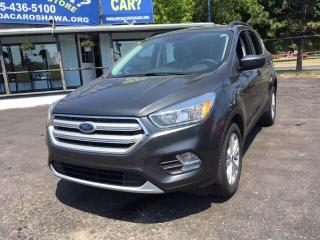 Used 2018 Ford Escape SE for sale in Oshwa, ON