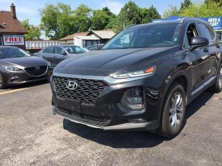 Used 2019 Hyundai Santa Fe Preferred 2.4 for sale in Oshwa, ON