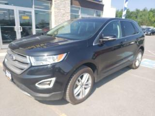 Used 2015 Ford Edge SEL / PANO ROOF / BACKUP CAM / HEATED LEATHER for sale in Trenton, ON