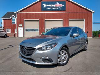 Used 2014 Mazda MAZDA3 GX-SKY 4 dr Sdn Auto for sale in Dunnville, ON