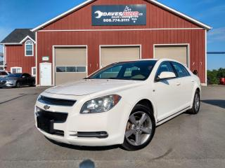 Used 2008 Chevrolet Malibu LT 4dr Sdn for sale in Dunnville, ON