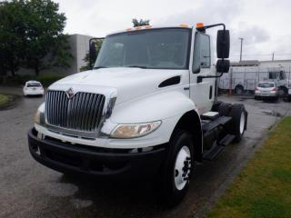 Used 2008 International 4400 Town Tractor Diesel Air Brakes for sale in Burnaby, BC
