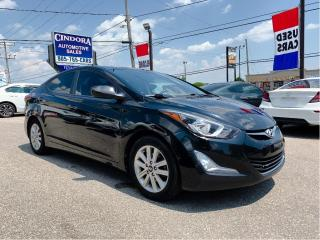 Used 2015 Hyundai Elantra Sport, Automatic, Heated Seats, Sunroof, Bluetooth for sale in Caledonia, ON