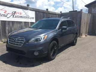 Used 2016 Subaru Outback 2.5i for sale in Stittsville, ON