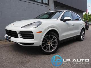 Used 2019 Porsche Cayenne 4dr All-wheel Drive for sale in Richmond, BC
