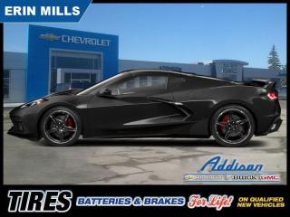 New 2020 Chevrolet Corvette Coupe Stingray Coupe 2LT for sale in Mississauga, ON