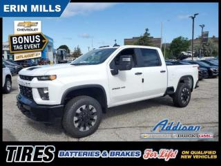 New 2020 Chevrolet Silverado 2500 HD Custom for sale in Mississauga, ON