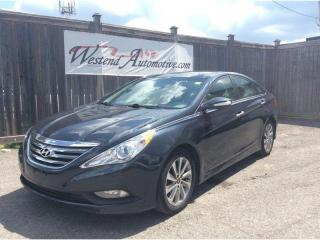 Used 2014 Hyundai Sonata LIMITED for sale in Stittsville, ON