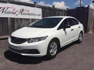 Used 2014 Honda Civic Sedan DX for sale in Stittsville, ON