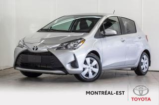 Used 2018 Toyota Yaris Hatchback LE BAS MILLAGE,CAMÉRA for sale in Montréal, QC
