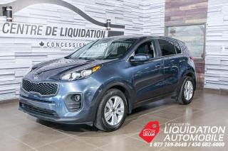 Used 2017 Kia Sportage LX,MAGS,GR/ÉLECT,A/C,CAM/REC for sale in Laval, QC