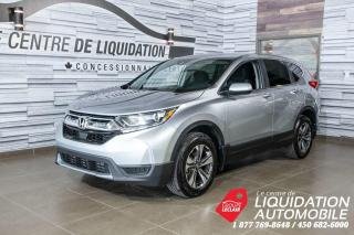 Used 2017 Honda CR-V LX AWD+MAGS+GR/ÉLECT+A/C+CAM/REC for sale in Laval, QC
