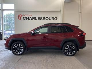 Used 2020 Toyota RAV4 TRAIL AWD for sale in Québec, QC