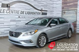 Used 2016 Hyundai Sonata LIMITED+NAV+CRUISE ADAPTATIF for sale in Laval, QC