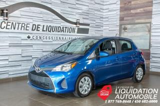Used 2015 Toyota Yaris LE+CRUISE CONT.+CLE REMOTE LE+CRUISE CONT.+CLE REMOTE for sale in Laval, QC