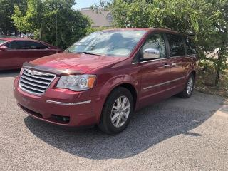Used 2010 Chrysler Town & Country Limited for sale in Markham, ON