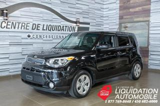 Used 2016 Kia Soul LX+AIR CLIM.+FOG+SIRUSXM for sale in Laval, QC
