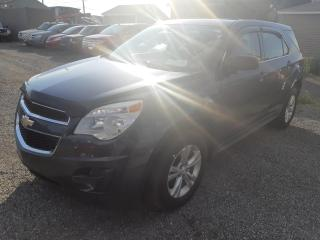 Used 2011 Chevrolet Equinox AWD 4DR LS for sale in Beauport, QC