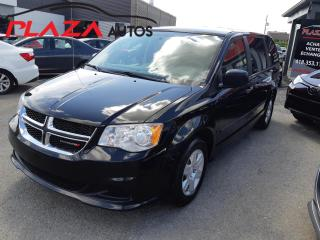 Used 2012 Dodge Grand Caravan 4dr Wgn SE, BAS KILO WOW for sale in Beauport, QC