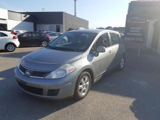 Used 2008 Nissan Versa 5dr HB I4 AUTO 1.8 SL for sale in Beauport, QC