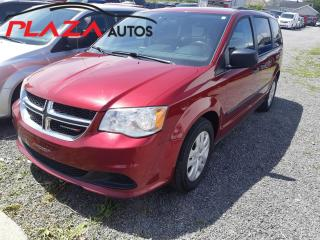 Used 2015 Dodge Grand Caravan 4dr Wgn Canada Value Package, STOWNGO for sale in Beauport, QC