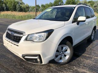 Used 2018 Subaru Forester Convenience AWD for sale in Cayuga, ON