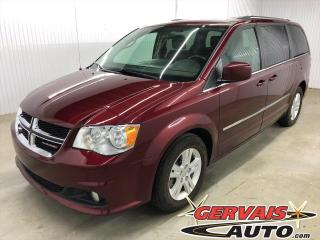 Used 2017 Dodge Grand Caravan Crew MAGS STOW & GO 7 PASSAGERS for sale in Shawinigan, QC