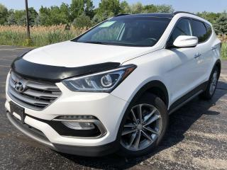 Used 2017 Hyundai Santa Fe Sport Limited 2.0T AWD for sale in Cayuga, ON