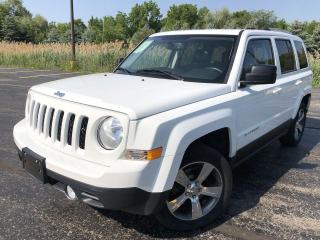 Used 2016 Jeep Patriot High Altitude 2WD for sale in Cayuga, ON