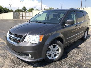 Used 2016 Dodge Grand Caravan for sale in Cayuga, ON