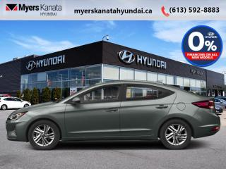 New 2020 Hyundai Elantra Essential IVT  - $126 B/W for sale in Kanata, ON